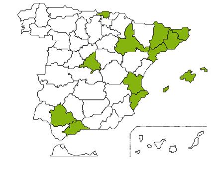Mapa Caixa de Credits dels Enginyers