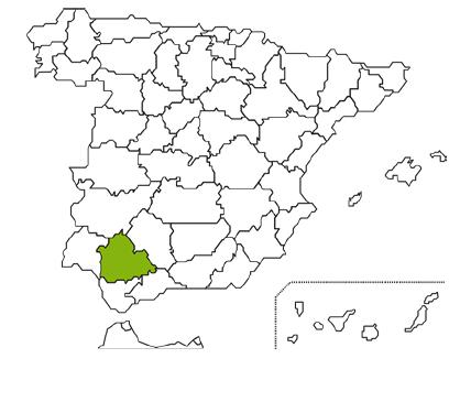 Mapa Caja Rural Utrera