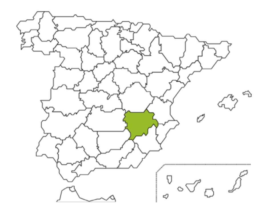 Mapa Caja Rural Villamalea