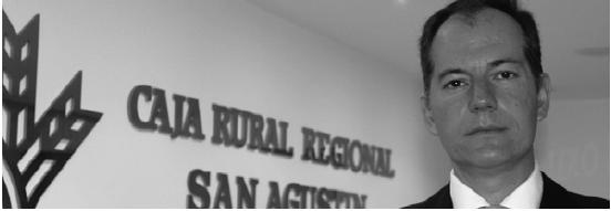 Presidente Caja Rural Regional San Agustín de Fuente Álamo Murcia