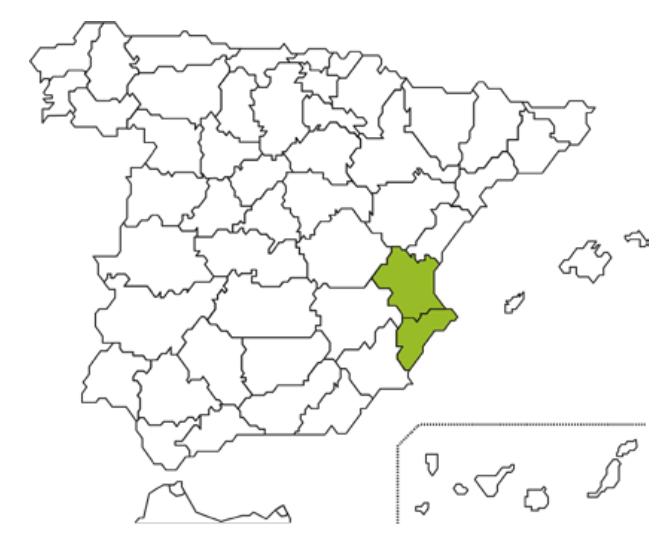 Mapa Caixa Popular